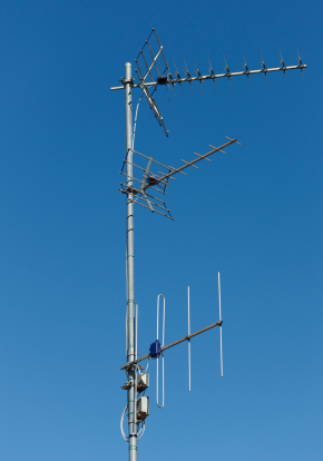 TV and Radio Antenna